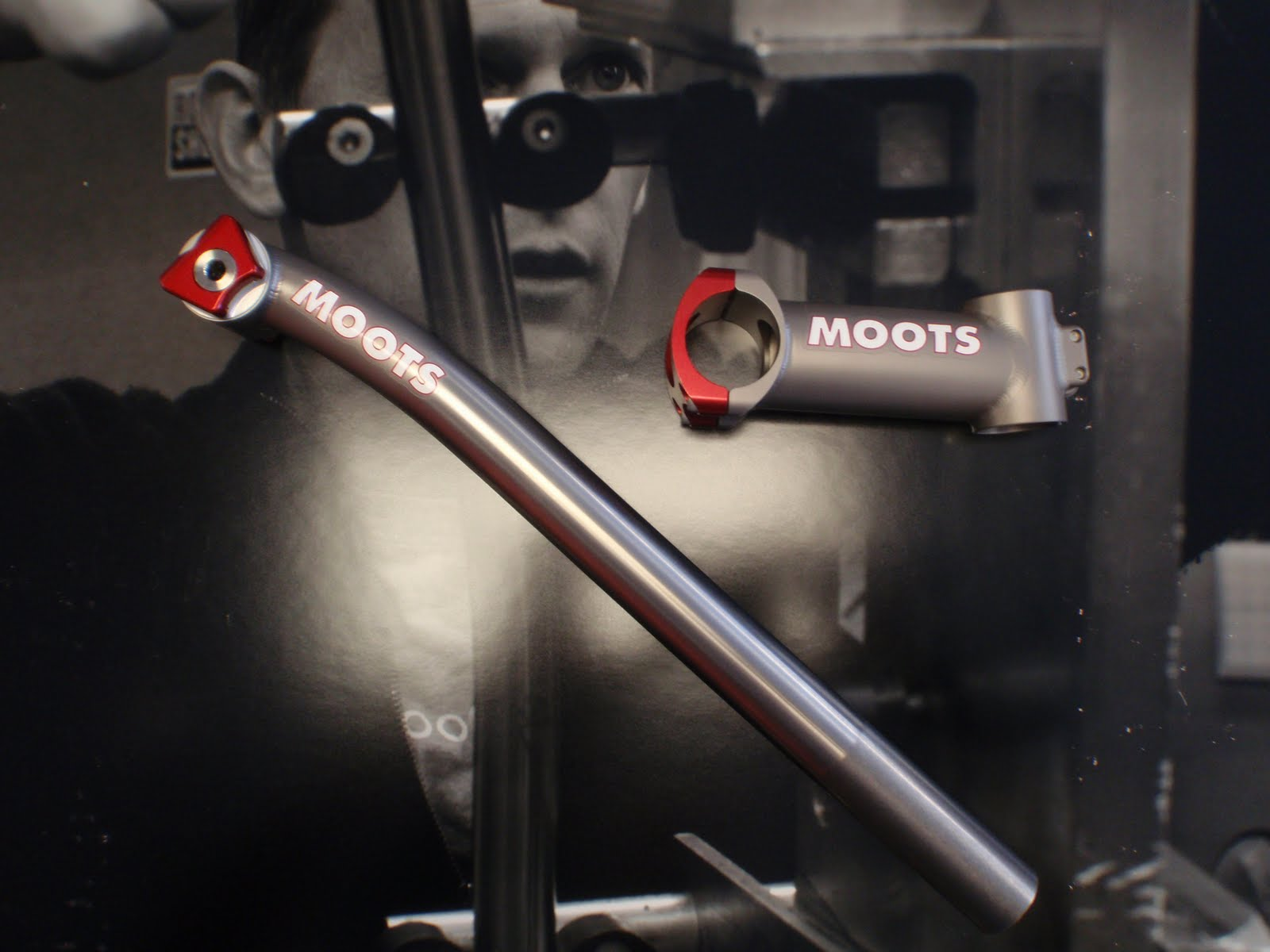 We have Moots bikes & goodies