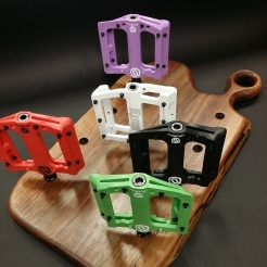 Deity platfom pedals are amazing