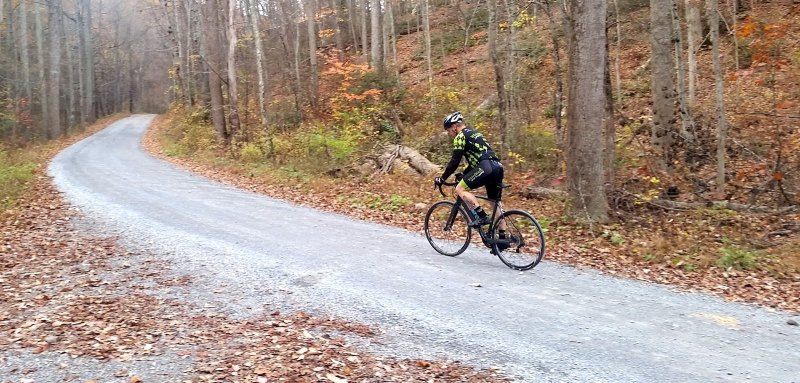 Dave Gravel Ride